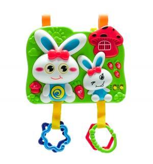 Игровая панель с функцией проектора  Rabbit 2 in 1 голубые ушки и одежда Fivestar Toys