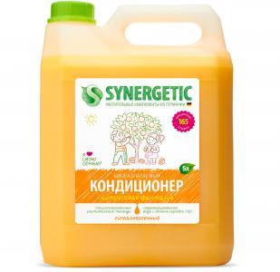 Кондиционер  (Синергетик), для белья цитрусовая фантазия, 5 л. Synergetic