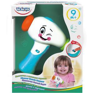 Интерактивная игрушка  Молоточек Bebelino. Цвет: белый