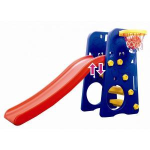 Горка  Друзья с баскетбольным кольцом Edu-Play
