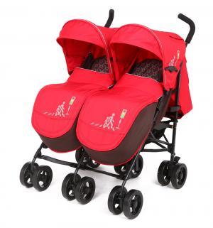 Коляска-трость  А6670 UrbanDuo, цвет: красный Mobility One