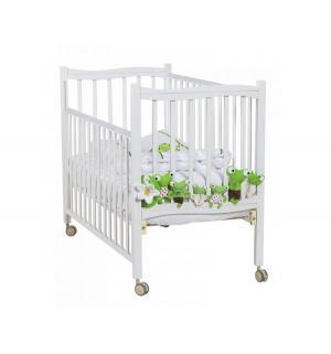 Кровать  Fiore, цвет: белый Papaloni