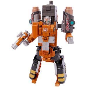 Робот-бластер 2 в 1  Deformation Ревущий тигр, 8 зарядов Shantou Gepai. Цвет: серый/оранжевый
