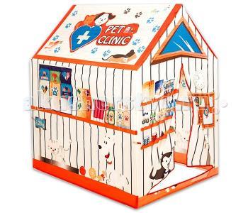 Игровой домик - палатка Ветеринарная клиника 8165 BBT