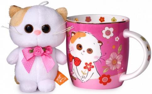 Набор подарочный: кружка и игрушка Лили Budi Basa