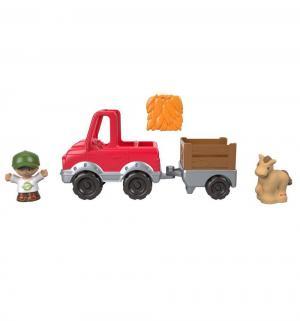 Игровой набор  Фермерский грузовик Добрый помощник Little People