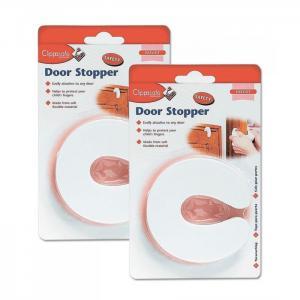 Блокатор межкомнатных дверей 2 шт. Clippasafe