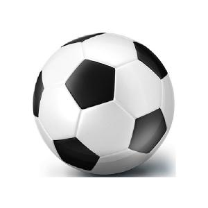 Мяч мягкий  Футбол, 10 см Fresh Trend