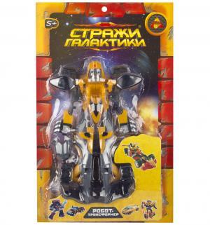 Робот-трансформер  Стражи галактики желтый Тилибом