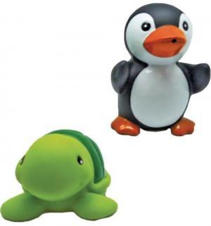 Набор для купания  Черепашка и пингвин Жирафики