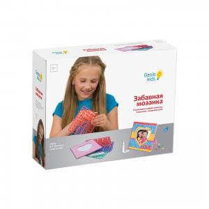 """Набор для детского творчества """"Забавная мозаика"""" Genio Kids"""
