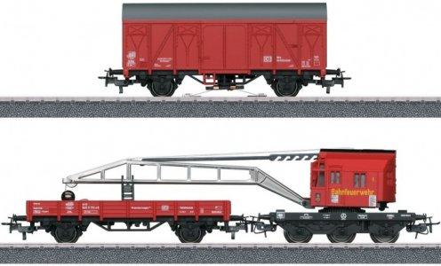 Дополнительный набор для железной дороги Пожарный кран Marklin