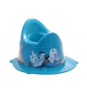 Горшок  101 Далматинец, цвет: бирюзовый Disney