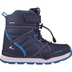Ботинки Viking Skomo GTX Jr. Цвет: синий