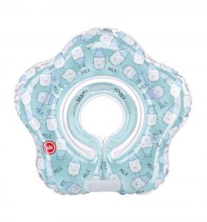 Круг на шею для плавания  новорожденных Happy Baby