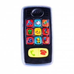 Развивающая игрушка  музыкальная Телефон Mommy love