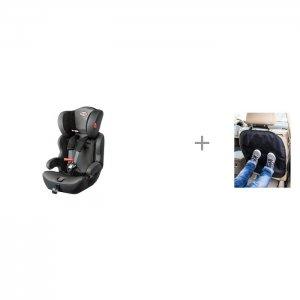 Автокресло  MultiProtect Aero и АвтоБра Защита сиденья из ткани Heyner