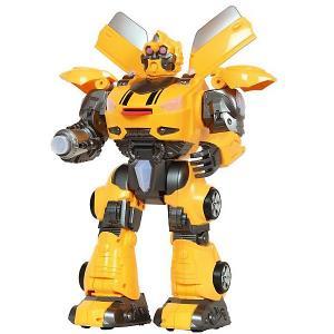 Радиоуправляемый робот  Стальная Команда Zhorya. Цвет: желтый
