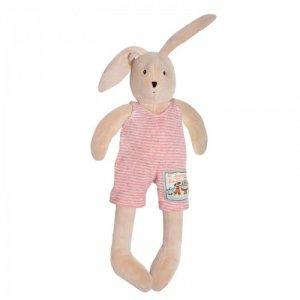 Мягкая игрушка  кролик Маленький Сильвиан Moulin Roty