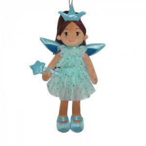 Кукла Фея в голубом платье 45 см ABtoys