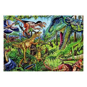 Пазл Heye Динозавры-хищники, 500 деталей