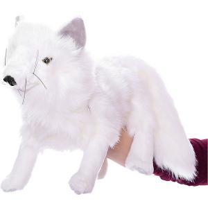 Мягкая игрушка  «Песец», 64 см Folkmanis. Цвет: разноцветный