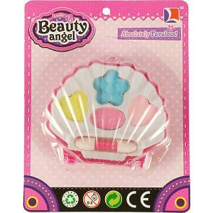 Детская декоративная косметика  Тени Ракушка Beauty Angel