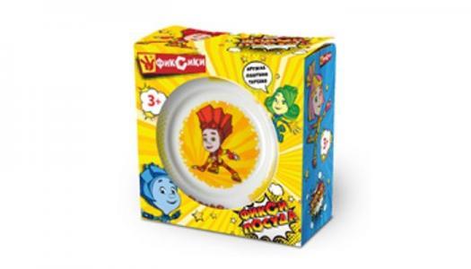ND Play Набор посуды из фарфора Фиксики Файер (3 предмета)