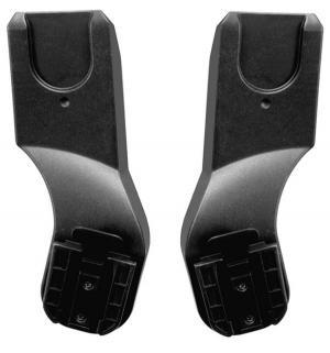 Адаптер  для установки автокресел Maxi-Cosi на шасси колясок X-Cite/X-Fit, цвет: черный X-Lander