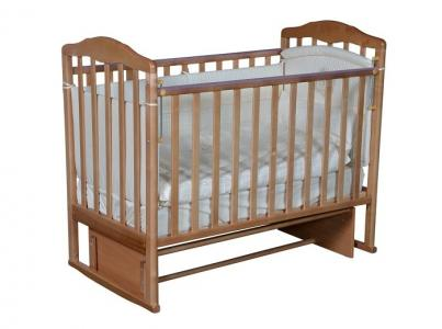 Детская кроватка  Helen 2 универсальный маятник Кедр