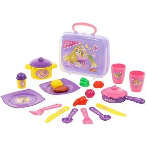 Набор Disney Принцесса Рапунцель - Готовим вместе, 19 предметов Polesie