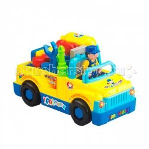 Машинка - ремонтная мастерская Huile Toys