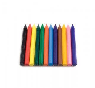 Карандаши цветные  восковые 12 цв. Луч