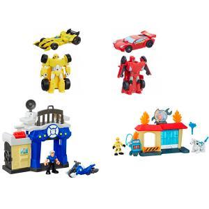 Игровые наборы и фигурки для детей Hasbro Playskool Heroes