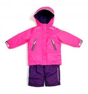 Комплект куртка/брюки , цвет: фуксия Artel