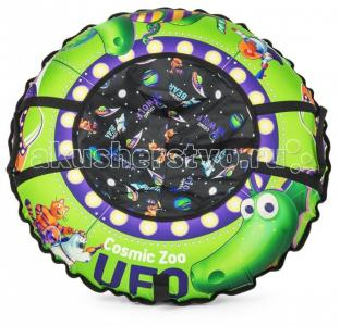 Тюбинг  Ufo Динозаврик 100 см Cosmic Zoo