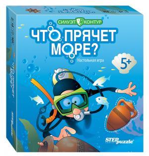 Настольная игра  Что прячет море? Step Puzzle