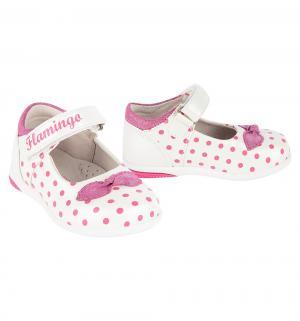 Туфли , цвет: розовый Flamingo