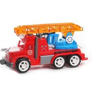 Игрушка  Профи Пожарная машина Каролина