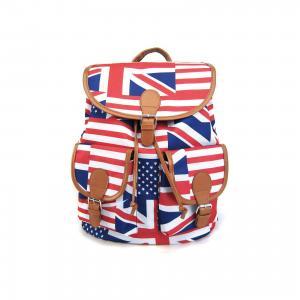 Рюкзак American Flag с 2-мя карманами, цвет мульти Creative LLC