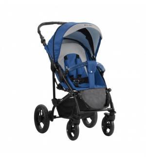 Прогулочная коляска  Picollo, цвет: синий/серый Aroteam