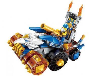 War of Glory Атакающий автомобиль (261 деталь) Enlighten Brick The