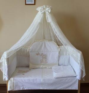 Комплект в кроватку  Сенечка (8 предметов) Балу