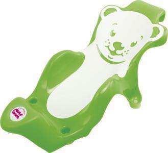 Горка для купания  Buddy, цвет: зеленый Okbaby