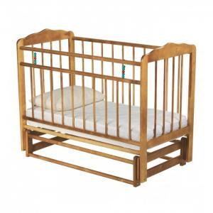 Детская кроватка  Женечка-5 поперечный маятник Russia