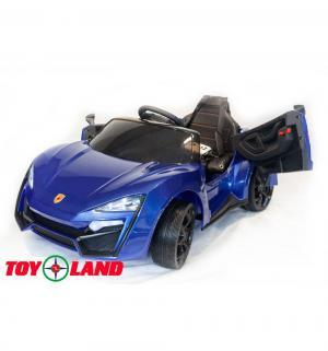 Электромобиль  Lykan QLS 5188 4Х4, цвет: синий Toyland