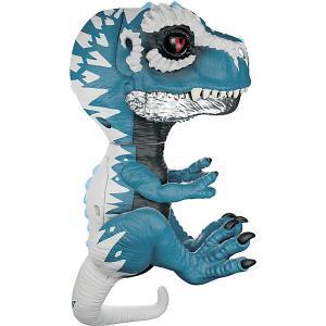 Интерактивный динозавр  Fingerlings Айронджо, 12 см WowWee