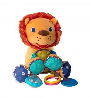 Развивающая игрушка  Море удовольствия Львенок, 21 см Bright Starts