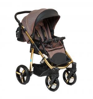 Прогулочная коляска  Traveler Gold, цвет: bronza Mr Sandman