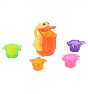 Игрушки для ванной  желтый Игруша